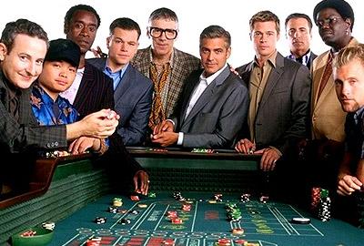 Известные актеры и звезды голливуда в казино