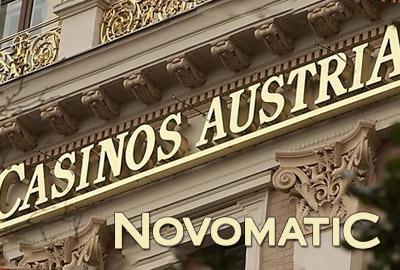 Новоматик и казино австрии