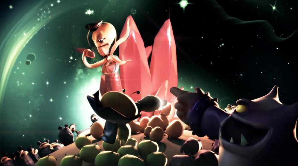 Слот Космические войны от нет ент
