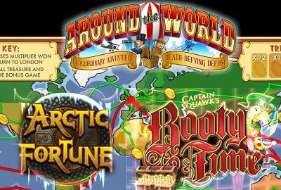 Три новых захватывающих слота в казино Play Fortuna