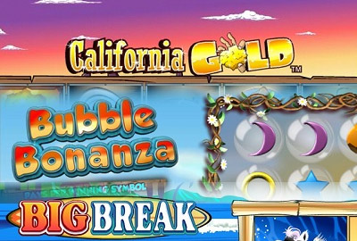 California Gold, Big Break Scratch Card и Bubble Bonanza
