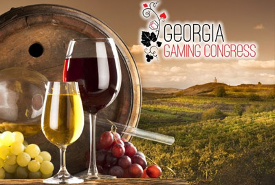 Дегустация вин в рамках Georgia Gaming Congress
