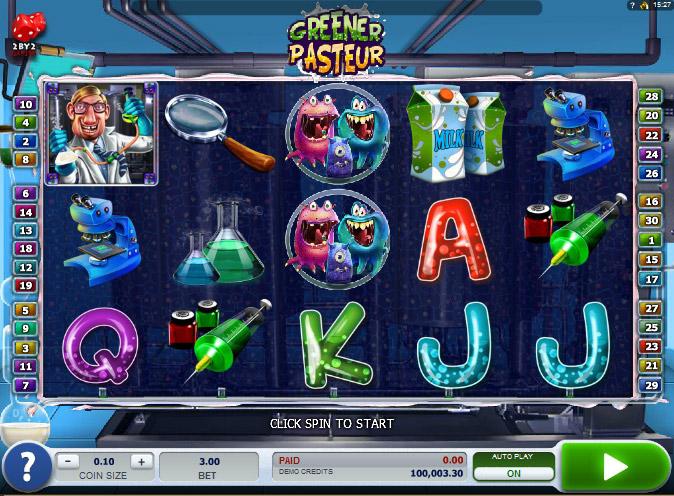 Прибыльные игровые автоматы о науке