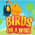 Игровой автомат Птицы на проводах