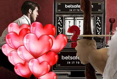 Игровые автоматы ко Дню святого Валентина