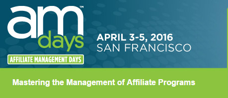 Affiliate Management Days 2016