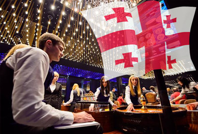 В Грузии запретят наземные казино?