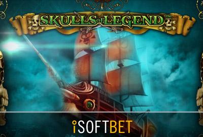 skulls legend