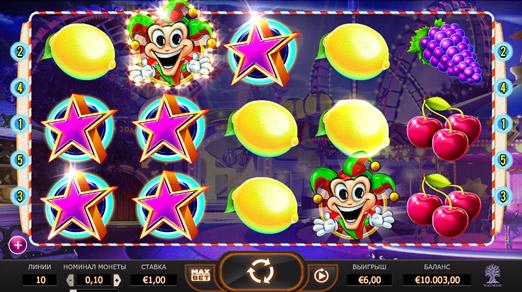 Игровой автомат Jokerizer