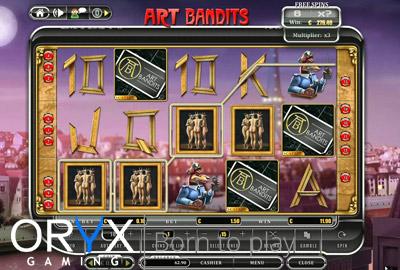 Oryx Gaming презентует мобильные слоты