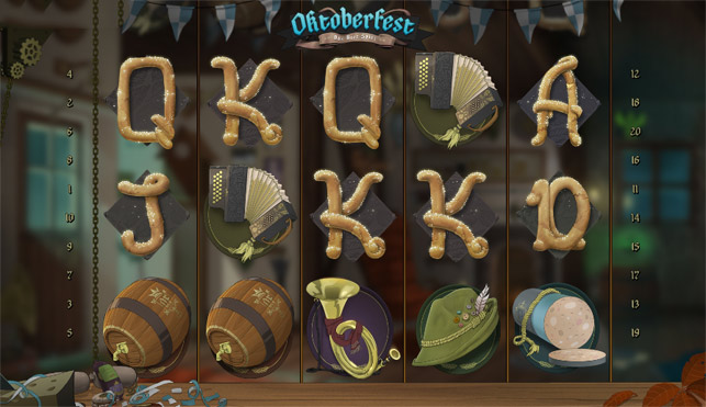 octoberfest gameplay