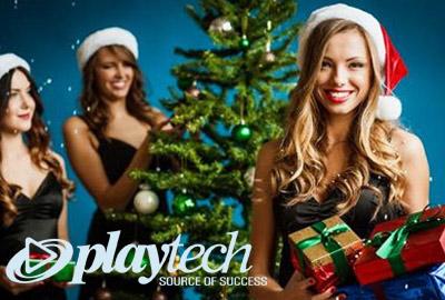 Playtech скоро запустит Рождественскую рулетку