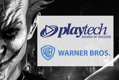 Playtech и Warner Bros