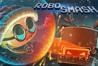 iSoftBet презентовал новогодний онлайн слот Robo Smash Xmas