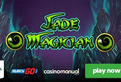 Play n GO запустил слот Jade Magician