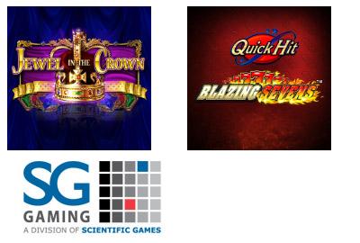 SG Gaming расширяет свою библиотеку контента
