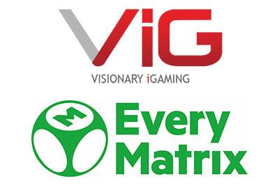 EveryMatrix увеличивает портфель предложений с помощью Visionary iGaming