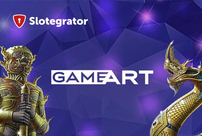 Slotegrator добавил разработчика GameArt в единый API-протокол