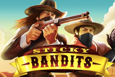 Quickspin запустил онлайн слот Sticky Bandits