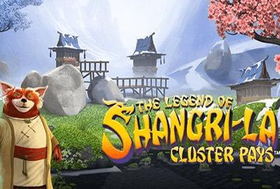 NetEnt запускает слот The Legend of Shangri-La: Cluster Pays