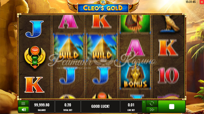 cleos gold