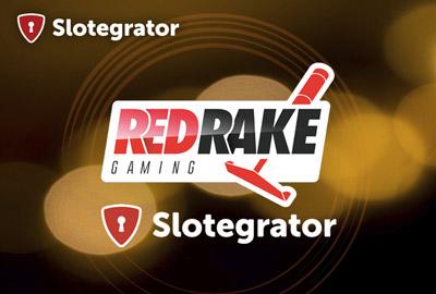 Провайдер Slotegrator объявил о сотрудничестве с компанией Red Rake Gaming
