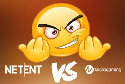 Зачем играют в слоты NetEnt и Microgaming