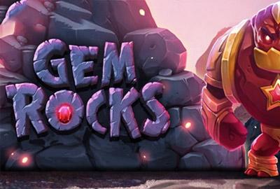 Yggdrasil представил нестандартный слот Gem Rocks