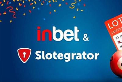 Команда Slotegrator заключила партнерство с компанией InBet Games