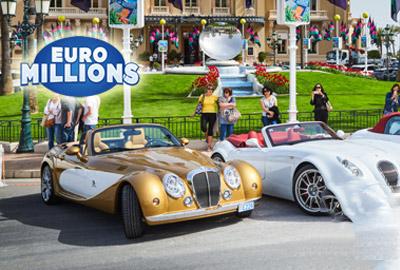 Розыгрыш EuroMillions 2018