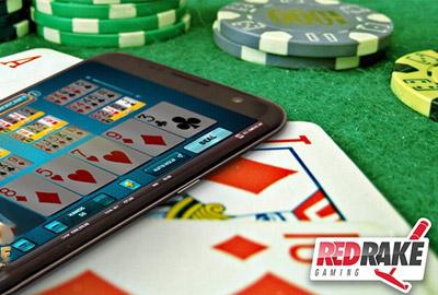 Уникальный видео-покер от Red Rake Gaming
