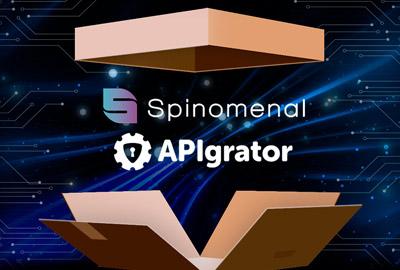 Spinomenal добавлен в единый протокол интеграции игр APIgrator