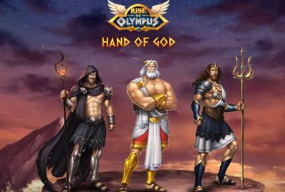Play'n GO объявляет о выпуске нового слота Rise of Olympus