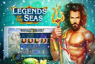 Greentube запускает захватывающий слот Legends of the Seas