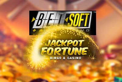 Betsoft Gaming заключил соглашение с Jackpot Fortune