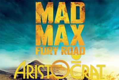 Aristocrat и Warner Bros. создадут игру Mad Max: Fury Road