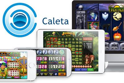 Caleta представила игры для кросс-платформенных казино