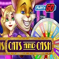 Онлайн слот Cats and Cash