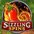Онлайн слот Sizzling Spins
