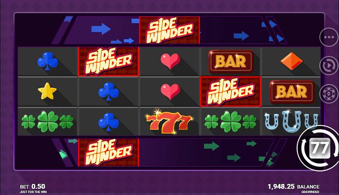 Игровой автомат Sidewinder