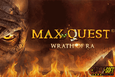 Шутер Max Quest: Wrath of Ra - новинка от Betsoft Gaming