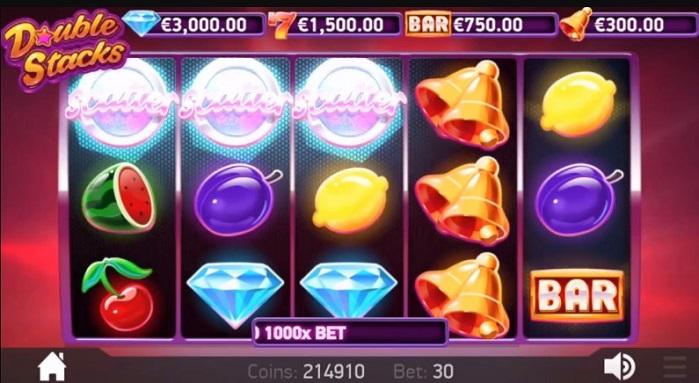 Игровой автомат Double Stacks на деньги