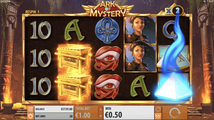 Игровой автомат Ark of Mystery онлайн без регистрации