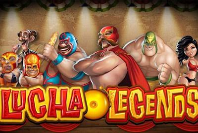 автомат Lucha Legends