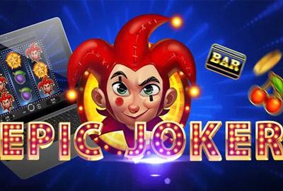 Relax Gaming запускает новый видеослот Epic Joker