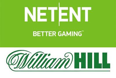 NetEnt AB и казино William Hill подписали договор о партнерстве