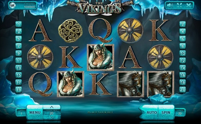 Игровой автомат Vikings
