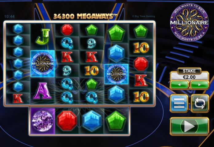 Игровой автомат Who wants to be a millionaire?