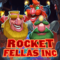 Онлайн слот Rocket Fellas Inc