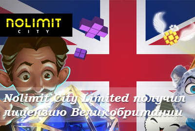 Nolimit City Limited
